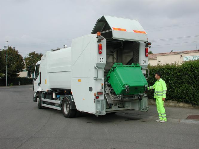Lavage des conteneurs - Desinfecter machine a laver ...