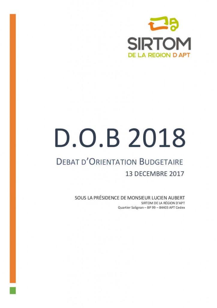DOB 2018