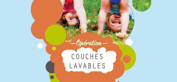 Opération Couches Lavables