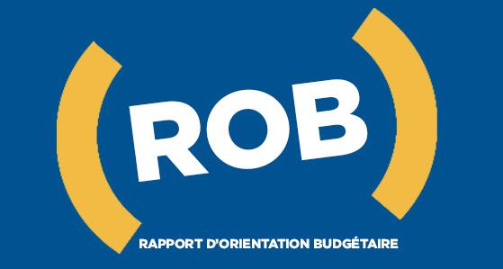 Le Rapport d'Orientation Budgétaires 2020