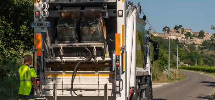 Collecte des déchets #COVID19