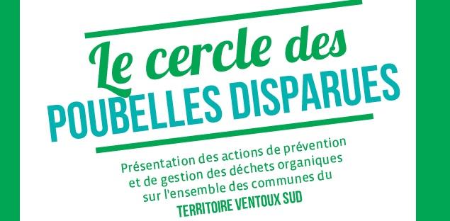 Réduire les déchets et agir pour l'emploi avec la Communauté de Communes Ventoux Sud, l'Université Populaire Ventoux et la MSA Alpes Vaucluse